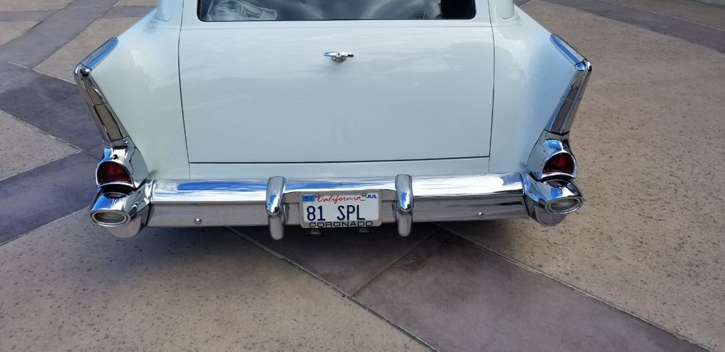 1957 Chevrolet CHEVY DELIVERY WAGON  - 18163382 - 44