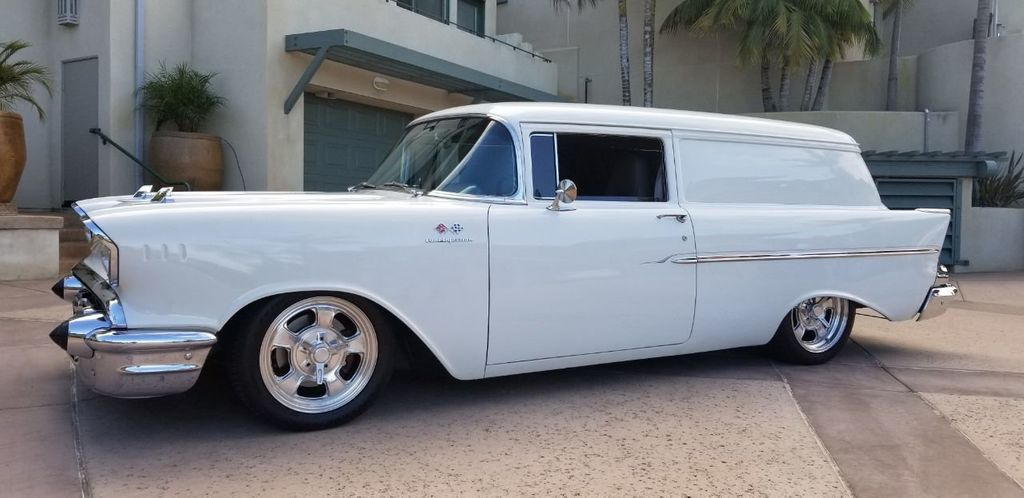 1957 Chevrolet CHEVY DELIVERY WAGON  - 18163382 - 47