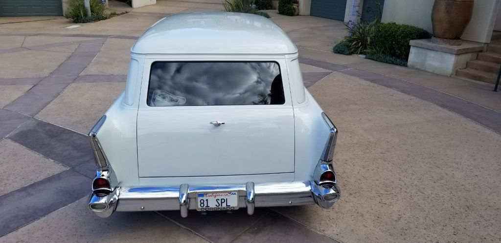 1957 Chevrolet CHEVY DELIVERY WAGON  - 18163382 - 5
