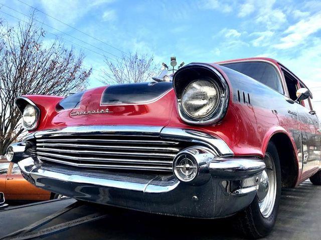 1957 Chevrolet WAGON 2 DR. - 17198092 - 0