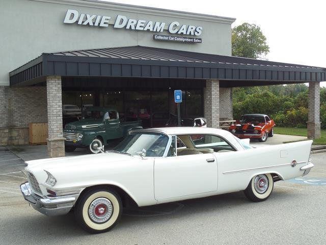 1957 Used Chrysler 300c Hemi Letter Series 300 C At Dixie Dream Cars