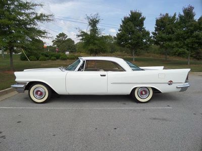 1957 Chrysler 300C HEMI Letter Series 300 C - Click to see full-size photo viewer
