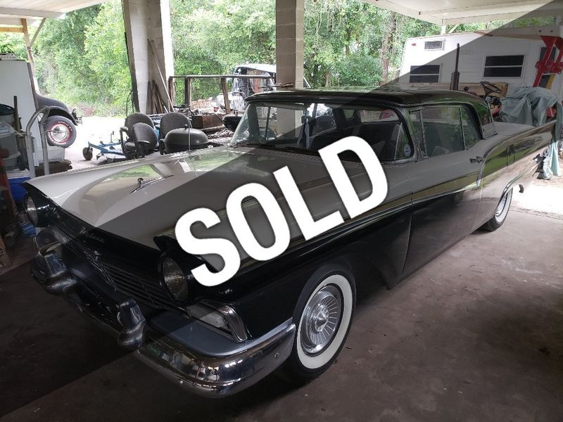 1957 Ford Fairlane Retractable Hard Top For Sale - 17732911 - 0
