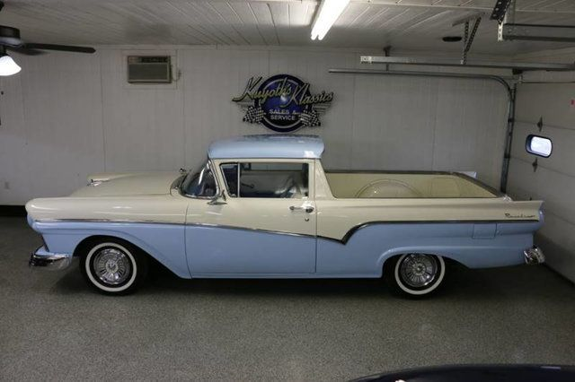 1957 Used Ford Ranchero at WeBe Autos Serving Long Island, NY, IID 18513867
