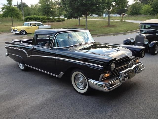 1957 Used Ford Ranchero Sold At Dixie Dream Cars Serving Duluth Ga
