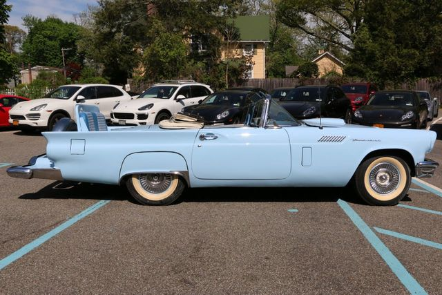 1957 Ford Thunderbird Birds Nest Convertible For Sale Riverhead Ny 44 995 Motorcar Com