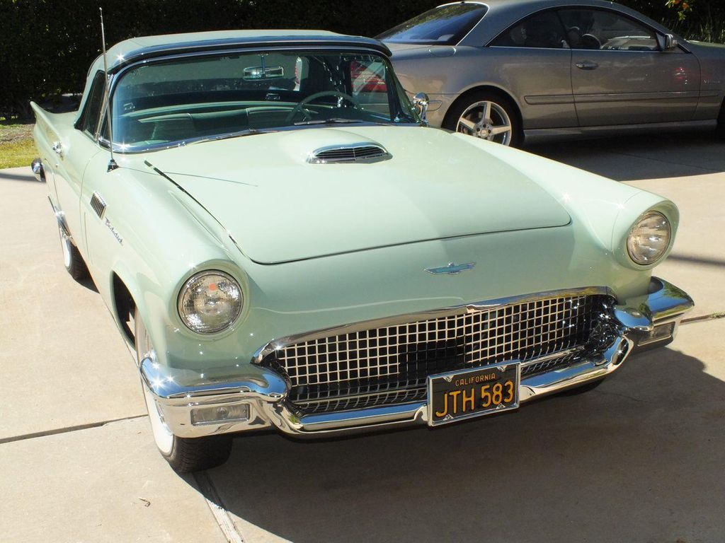 1957 ford thunderbird for sale 13273550 1