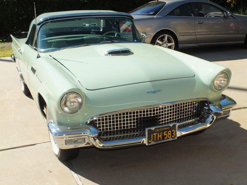 1957 ford thunderbird for sale 13273550 1