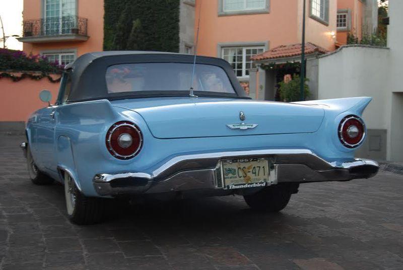 1957 Ford Thunderbird Model E - 12503414 - 10