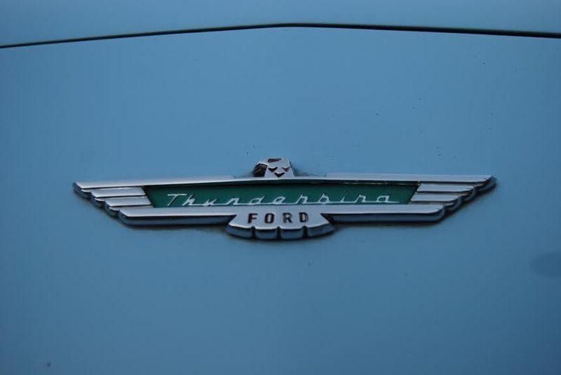 1957 Ford Thunderbird Model E - 12503414 - 12