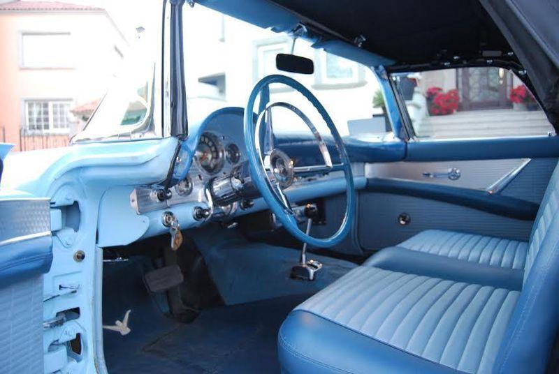 1957 Ford Thunderbird Model E - 12503414 - 14