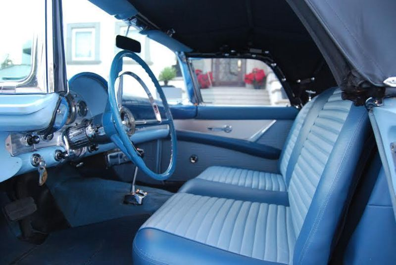 1957 Ford Thunderbird Model E - 12503414 - 15