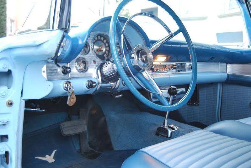 1957 Ford Thunderbird Model E - 12503414 - 16