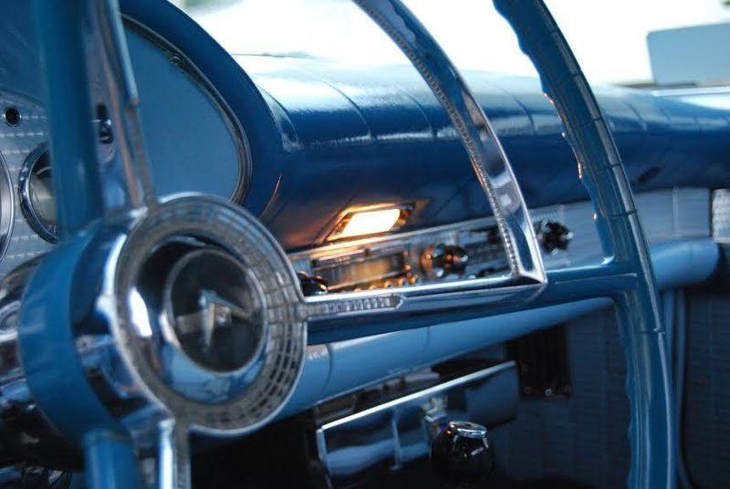1957 Ford Thunderbird Model E - 12503414 - 18