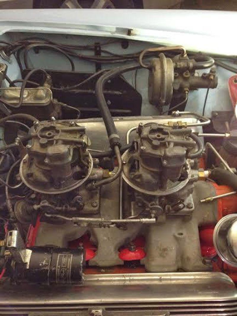 1957 Ford Thunderbird Model E - 12503414 - 25