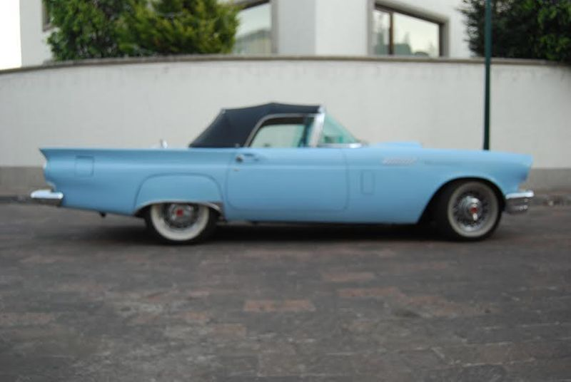 1957 Ford Thunderbird Model E - 12503414 - 2