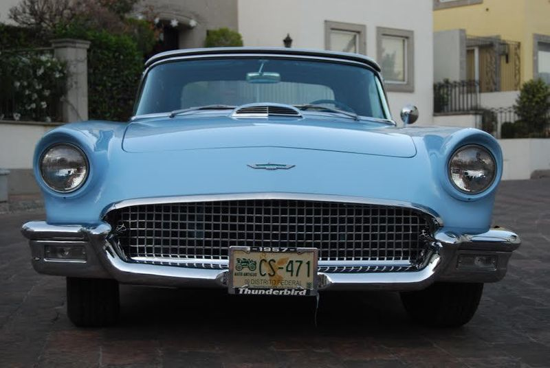 1957 Ford Thunderbird Model E - 12503414 - 4