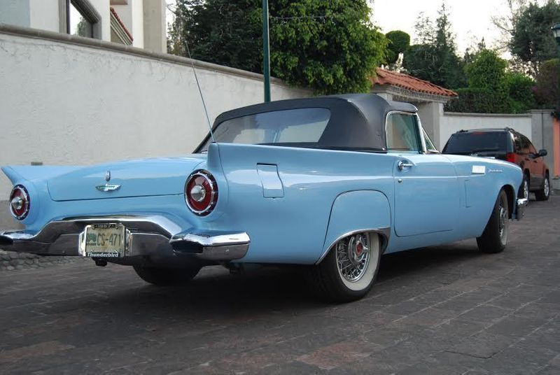 1957 Ford Thunderbird Model E - 12503414 - 5