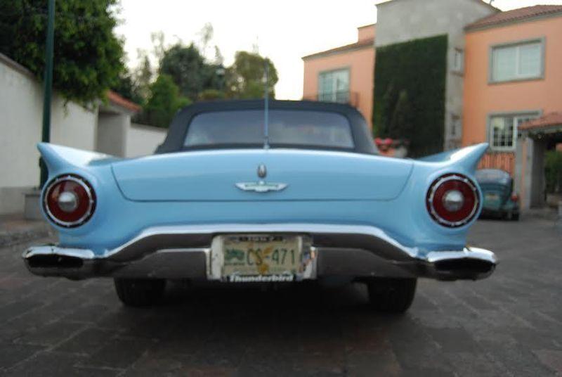 1957 Ford Thunderbird Model E - 12503414 - 7
