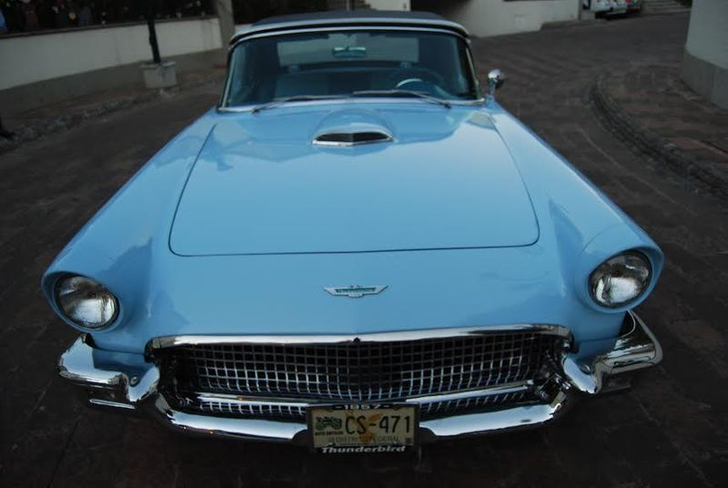 1957 Ford Thunderbird Model E - 12503414 - 8