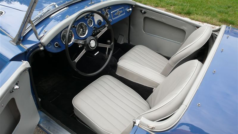 1957 MG MGA RESTORED - 7611616 - 10