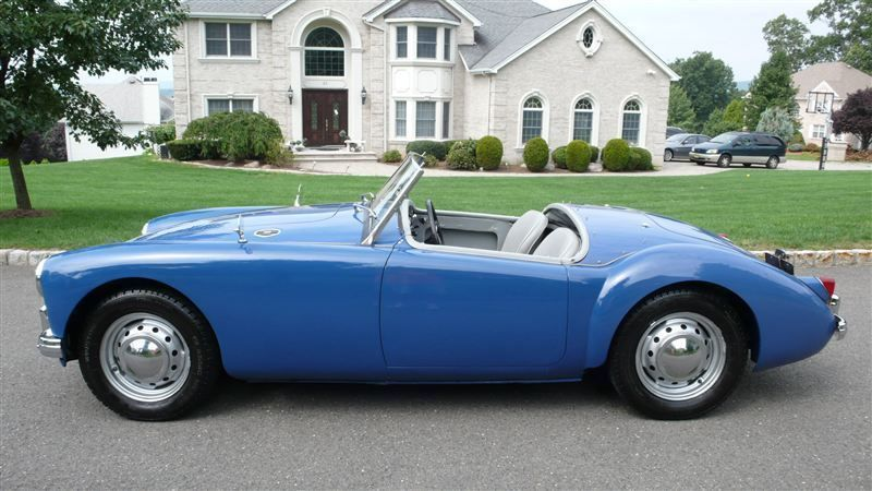 1957 MG MGA RESTORED - 7611616 - 1