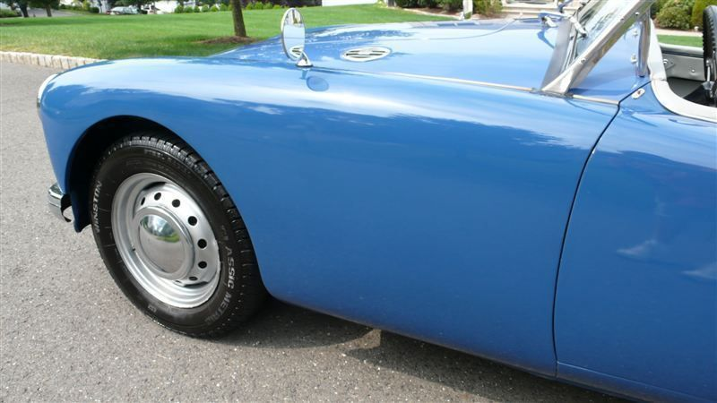 1957 MG MGA RESTORED - 7611616 - 20