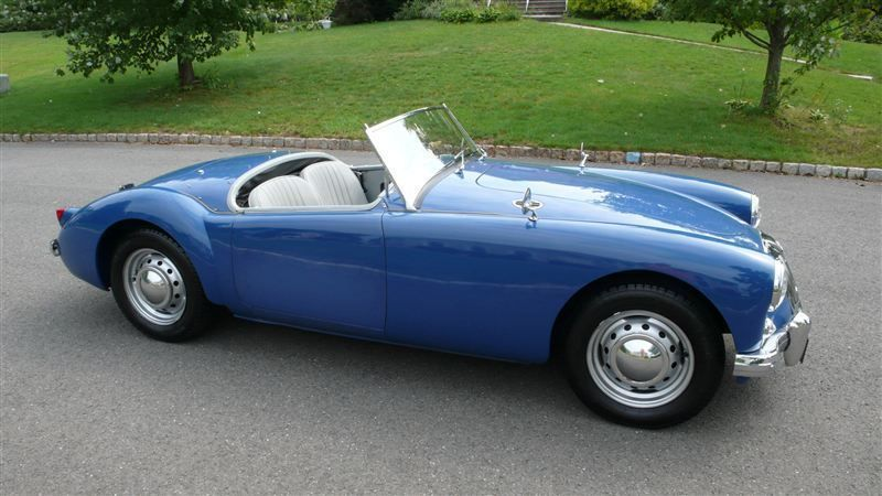 1957 MG MGA RESTORED - 7611616 - 2