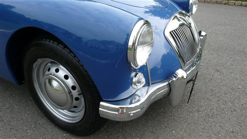 1957 MG MGA RESTORED - 7611616 - 36