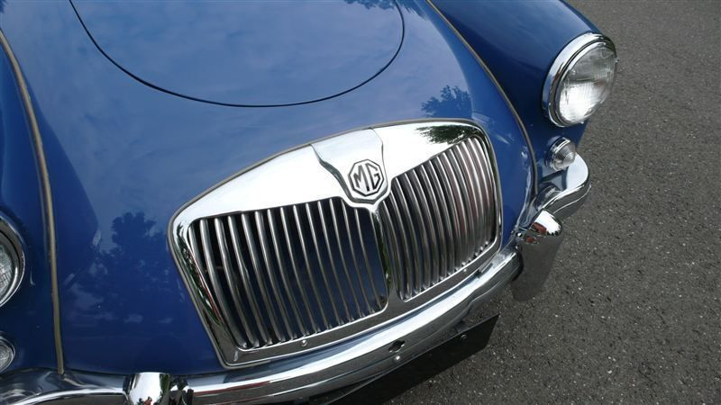 1957 MG MGA RESTORED - 7611616 - 37