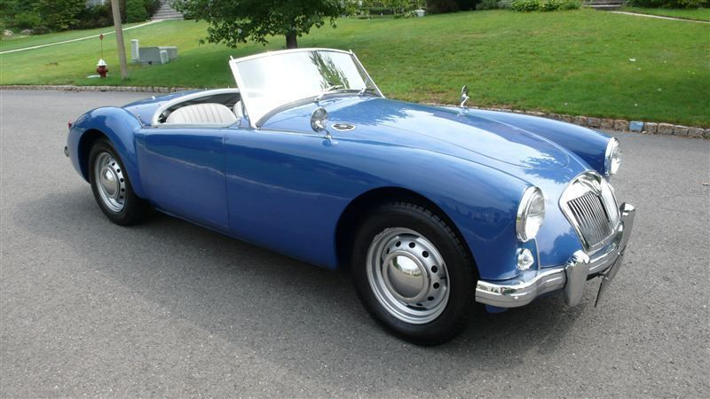1957 MG MGA RESTORED - 7611616 - 4