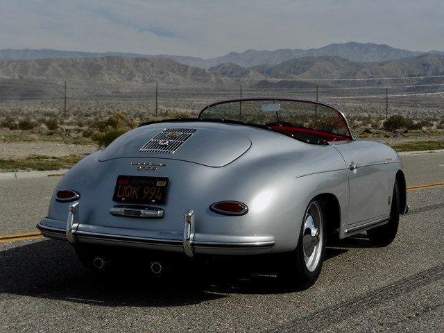 1957 Porsche 356 Speedster Convertible for Sale Reno, NV - $34,900 -  Motorcar com