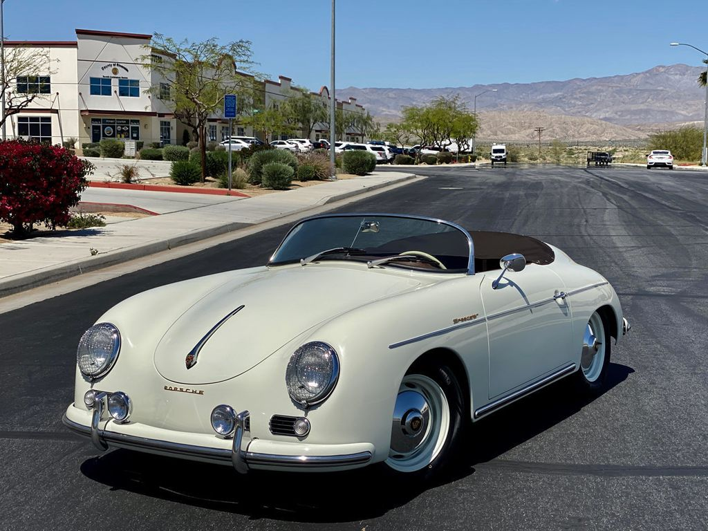 1957 Porsche 356 Sdster Convertible for Sale in Reno, NV ...