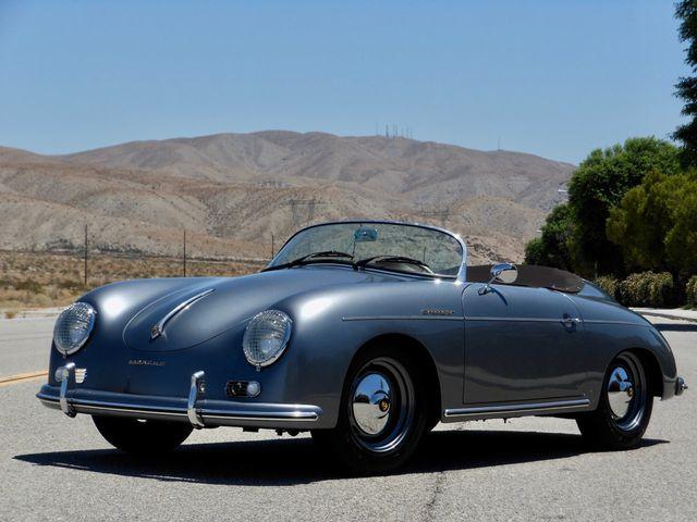 Porsche 356 For Sale >> 1957 Porsche 356 Speedster Convertible For Sale Reno Nv 39 900 Motorcar Com