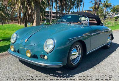 1957 Porsche 356 Vintage Replica  Convertible