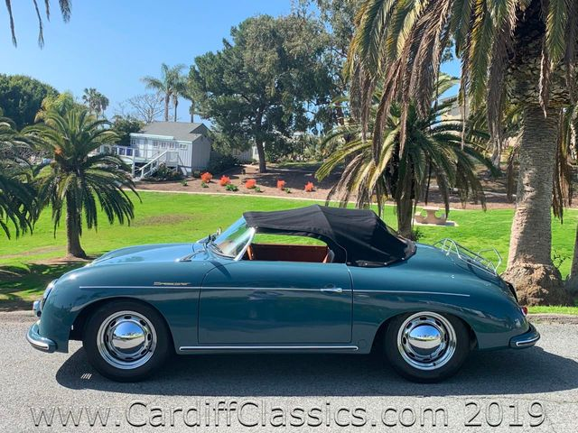 1957 Porsche 356 Vintage Replica  - Click to see full-size photo viewer
