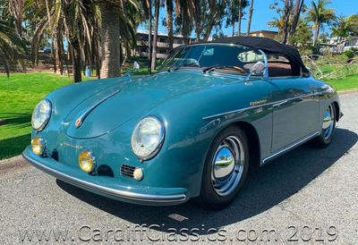 1957 Porsche Speedster(Replica)  Convertible