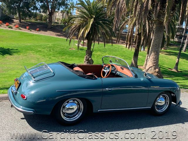 1957 Porsche Speedster(Replica)  - Click to see full-size photo viewer