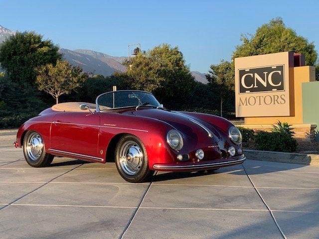 1957 Porsche Speedster Replica Tribute Convertible For Sale