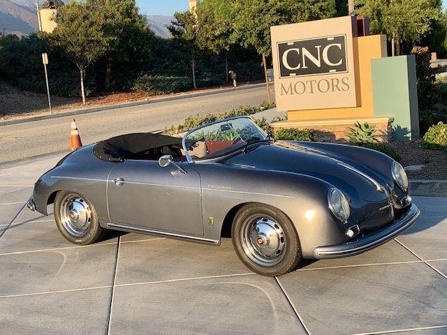 1957 Used Porsche Speedster Replica Tribute At Cnc Motors Inc