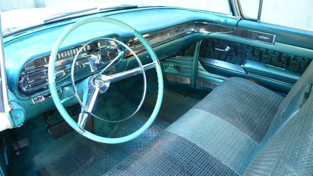 1958 Cadillac SEDAN DEVILLE ALL ORIGINAL - 12597252 - 16