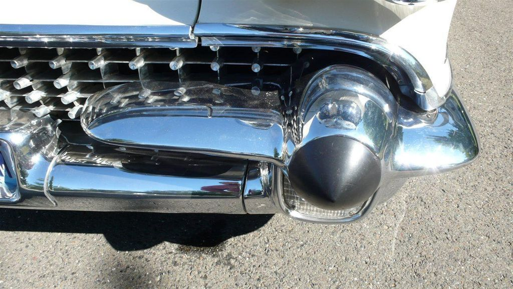 1958 Cadillac SEDAN DEVILLE ALL ORIGINAL - 12597252 - 42