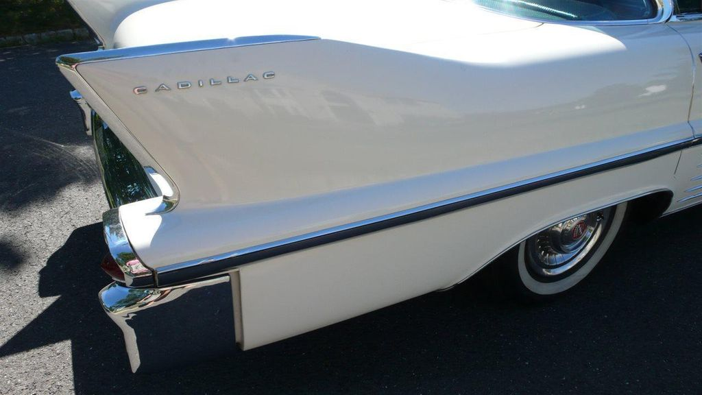 1958 Cadillac SEDAN DEVILLE ALL ORIGINAL - 12597252 - 73