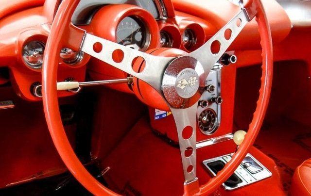 1958 Chevrolet CORVETTE  - 16714839 - 9