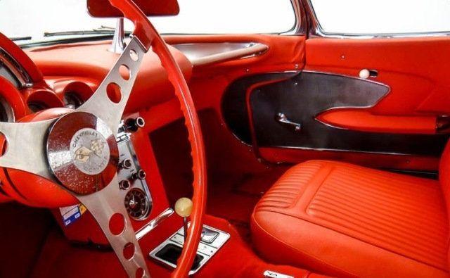1958 Chevrolet CORVETTE  - 16714839 - 10