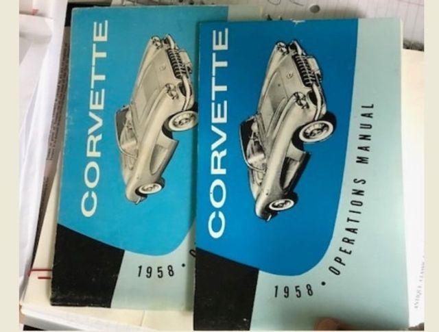 1958 Chevrolet CORVETTE  - 16714839 - 16