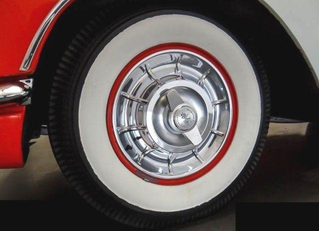 1958 Chevrolet CORVETTE  - 16714839 - 17