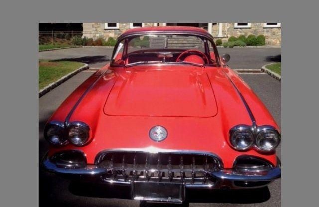 1958 Chevrolet CORVETTE  - 16714839 - 18