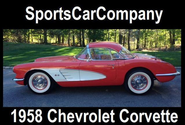 1958 Chevrolet CORVETTE  - 16714839 - 19