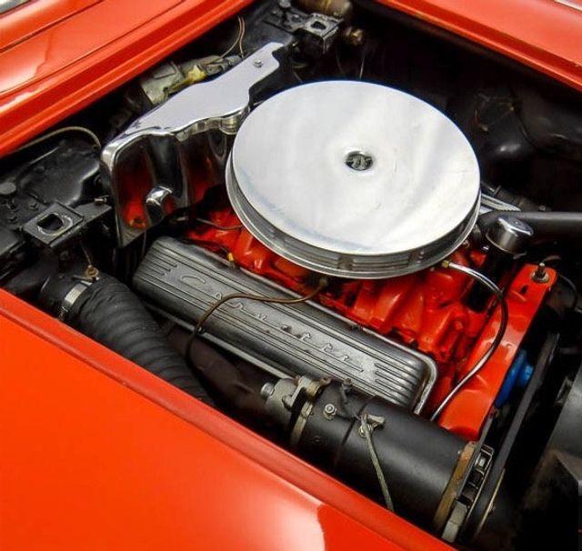 1958 Chevrolet CORVETTE  - 16714839 - 27
